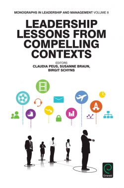 Jacket image for Leadership Lessons from Compelling Contexts