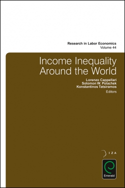Jacket image for Income Inequality Around the World