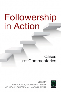 Jacket image for Followership in Action