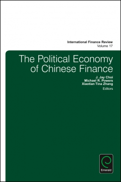Jacket image for The Political Economy of Chinese Finance