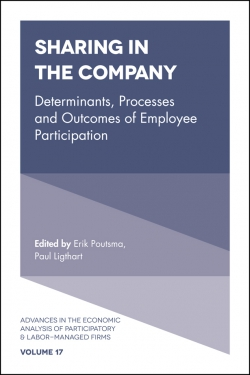 Jacket image for Sharing in the Company