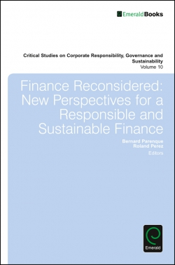 Jacket image for Finance Reconsidered
