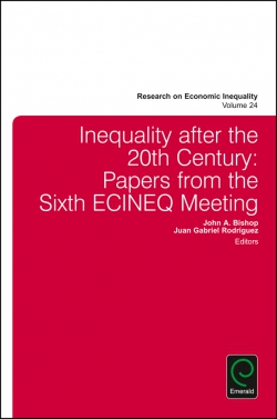 Jacket image for Inequality after the 20th Century