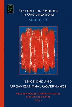 Jacket image for Emotions and Organizational Governance