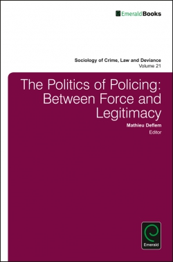 Jacket image for The Politics of Policing