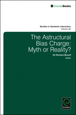 Jacket image for The Astructural Bias Charge