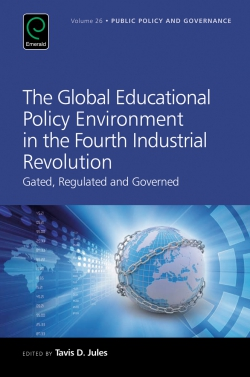 Jacket image for The Global Educational Policy Environment in the Fourth Industrial Revolution