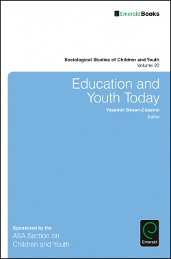 Jacket image for Education and Youth Today