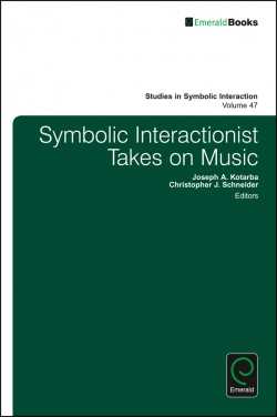 Jacket image for Symbolic Interactionist Takes on Music