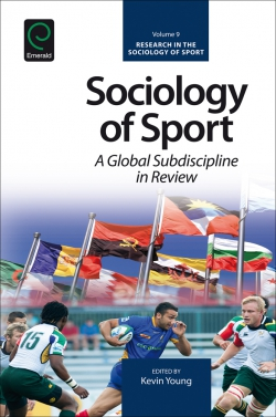 Jacket image for Sociology of Sport