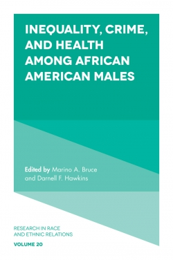 Jacket image for Health, Crime and Punishment of African American Males