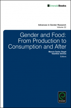 Jacket image for Gender and Food