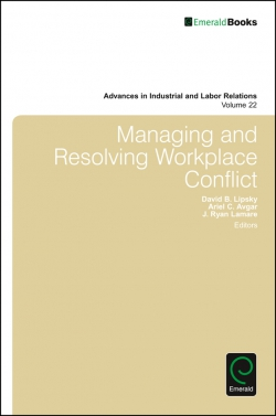 Jacket image for Managing and Resolving Workplace Conflict