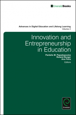 Jacket image for Innovation and Entrepreneurship in Education