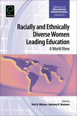 Jacket image for Racially and Ethnically Diverse Women Leading Education