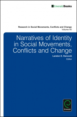 Jacket image for Narratives of Identity in Social Movements, Conflicts and Change