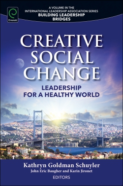 Jacket image for Creative Social Change