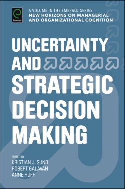 Jacket image for Uncertainty and Strategic Decision Making