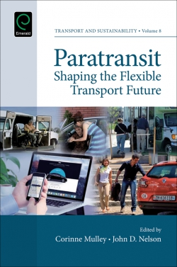 Jacket image for Paratransit