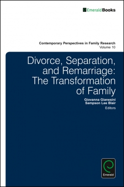Jacket image for Divorce, Separation, and Remarriage