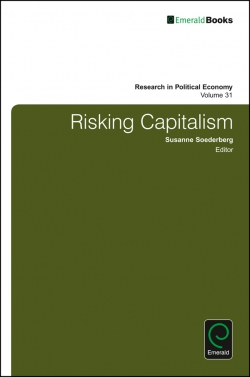 Jacket image for Risking Capitalism