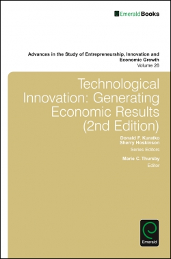 Jacket image for Technological Innovation
