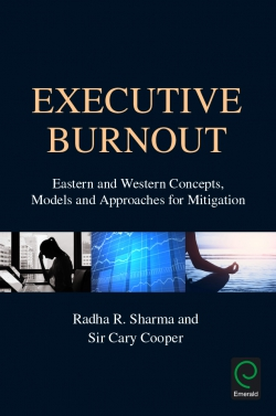 Jacket image for Executive Burnout
