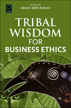 Jacket image for Tribal Wisdom for Business Ethics