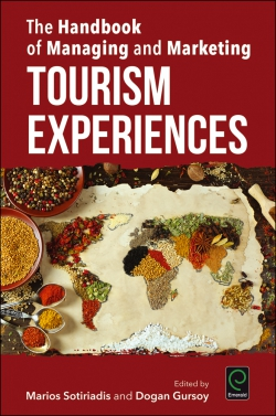 Jacket image for The Handbook of Managing and Marketing Tourism Experiences