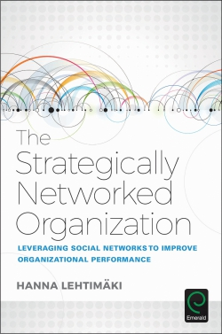 Jacket image for The Strategically Networked Organization