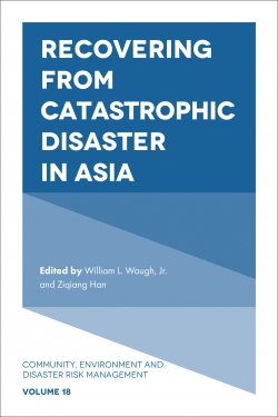 Jacket image for Recovering from Catastrophic Disaster in Asia