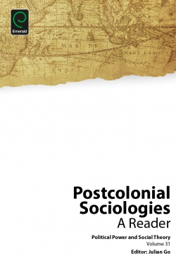 Jacket image for Postcolonial Sociologies