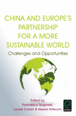 Jacket image for China and Europe's Partnership for a More Sustainable World