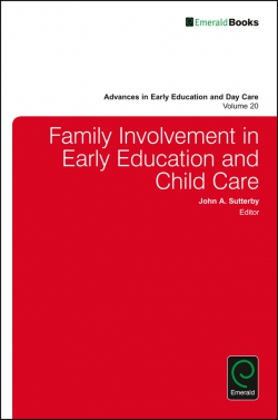 Jacket image for Family Involvement in Early Education and Child Care