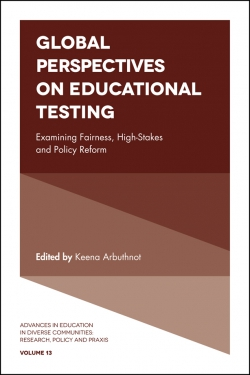 Jacket image for Global Perspectives on Educational Testing