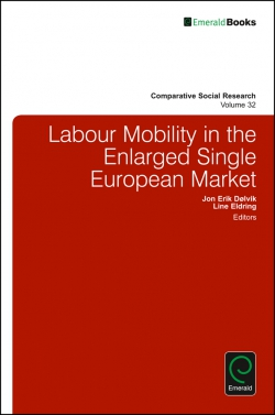 Jacket image for Labour Mobility in the Enlarged Single European Market