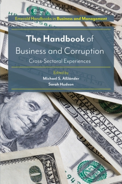 Jacket image for The Handbook of Business and Corruption