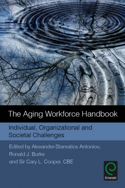 Jacket image for The Aging Workforce Handbook
