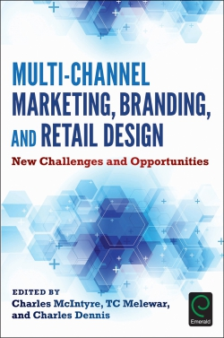 Jacket image for Multi-Channel Marketing, Branding and Retail Design
