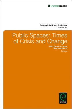 Jacket image for Public Spaces