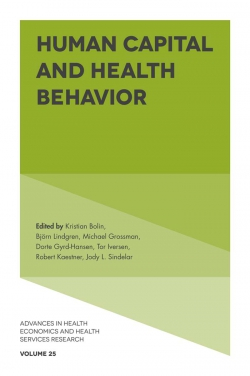 Jacket image for Human Capital and Health Behavior