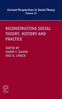 Jacket image for Reconstructing Social Theory, History and Practice