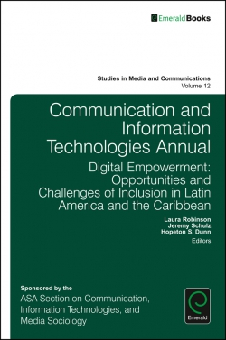 Jacket image for Communication and Information Technologies Annual
