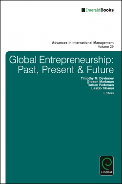 Jacket image for Global Entrepreneurship