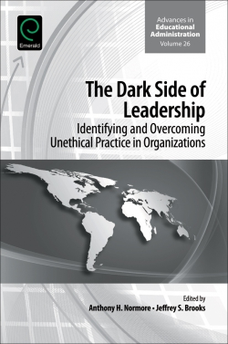 Jacket image for The Dark Side of Leadership