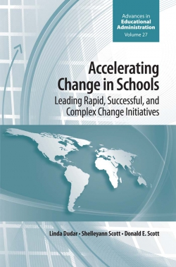 Jacket image for Accelerating Change in Schools