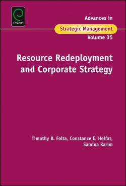Jacket image for Resource Redeployment and Corporate Strategy