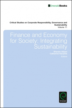 Jacket image for Finance and Economy for Society