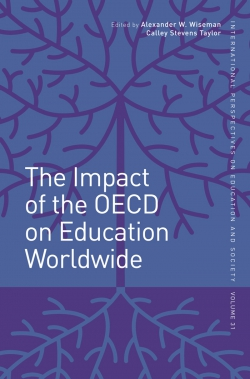 Jacket image for The Impact of the OECD on Education Worldwide