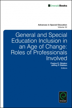 Jacket image for General and Special Education Inclusion in an Age of Change